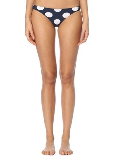 Araks Puantiyeli Bikini Altı Lacivert